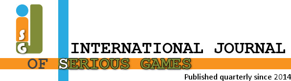 International Journal of Serious Games